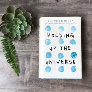 BOOK: Holding up the Universe by Jennifer Niven 📚